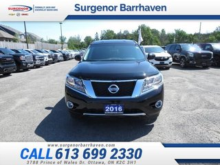2016 Nissan Pathfinder S  Less than 1500kms!