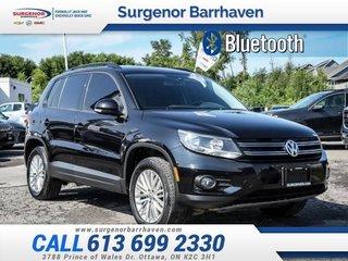 2016 Volkswagen Tiguan Special Edition  - Heated Seats - $144.99 B/W