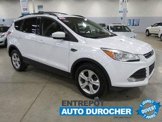 2014 Ford Escape SE4x4/ECOBOOST/CAMÉRA/ÉCRAN