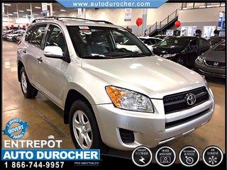 Toyota RAV4 AUTOMATIQUE TOUT ÉQUIPÉ AWD AIR CLIMATISÉ 2011