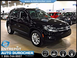 Volkswagen Tiguan AUTOMATIQUE TOUT ÉQUIPÉ CUIR TOIT OUVRANT 2012