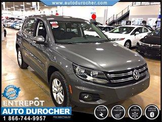 Volkswagen Tiguan 4 MOTION TOUT ÉQUIPÉ SIÈGES CHAUFFANTS BLUETOOTH 2013