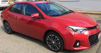 2016 Toyota Corolla SPORT ECONOMICAL AND RELIABLE
