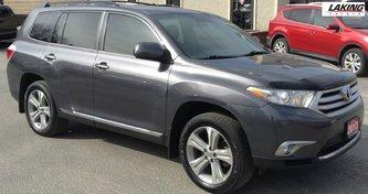 2013 Toyota Highlander SPORT AWD HEATED LEATHER SEATS