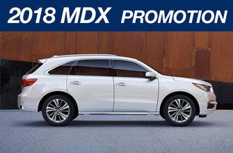 Promotion 2018 MDX
