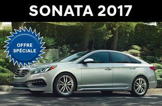 Sonata Ultimate 2.0T 2017