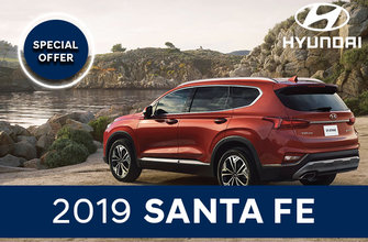 2019 Santa Fe 2.4 L Essential FWD