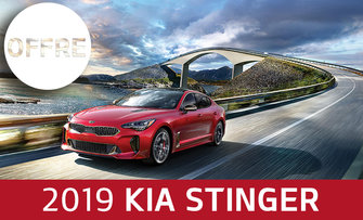 2019 Stinger GT