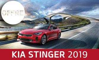 Stinger GT-Line  2019
