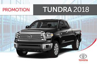 Tundra 4X4 Crewmax Ltd 5.7L 2018