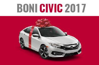 Boni Civic 2017