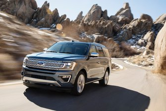 2018 Ford Expedition: better in every way