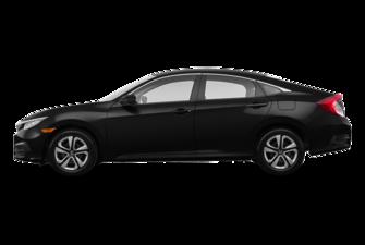 2017 Honda Civic Sedan DX