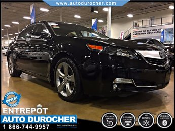 2013 Acura TL W/TECH - AUTOMATIQUE - TOIT OUVRANT - CAMERA