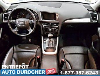 2015 Audi Q5 2.0T Komfort Quattro Automatique - A/C - Cuir -