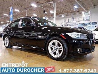 3 Series 2011 BMW 328xi - AUTOMATIQUE - AIR CLIMATISÉ - 4X4 - CUIR