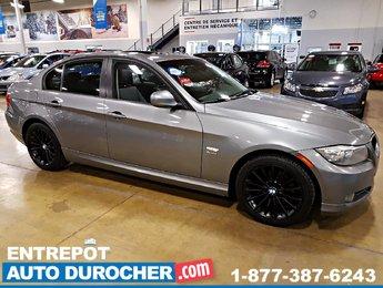2011 BMW 3 Series AWD AUTOMATIQUE, TOIT OUVRANT, SIÈGES EN CUIR
