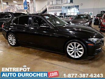 2013 BMW 3 Series 320i xDrive 4X4 - TOIT OUVRANT - A/C - Cuir