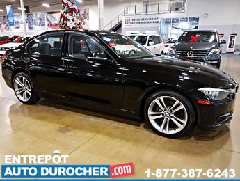 2014 BMW 3 Series 320i xDrive TOIT OUVRANT - SIÈGES EN CUIR