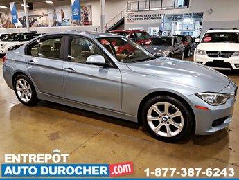 2014 BMW 3 Series 320i - NAVIGATION - A/C - Cuir