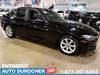 2014 BMW 3 Series 320i xDrive  4X4 Automatique - AIR CLIMATISÉ