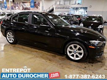 2014 BMW 3 Series 320i xDrive 4X4 Automatique - A/C - CUIR -