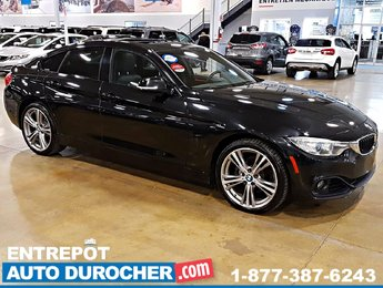 2015 BMW 4 Series 428i xDrive TOIT OUVRANT, CUIR, CAMÉRA DE RECUL