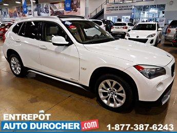 2012 BMW 28i AWD AUTOMATIQUE, TOIT OUVRANT, CUIR X1