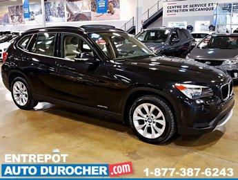 2014 BMW XDrive28i AWD TOIT OUVRANT, CUIR, AIR CLIMATISÉ X1