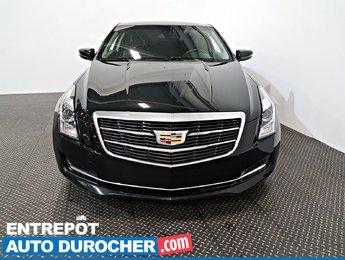 2015 Cadillac ATS Coupe Standard AWD Automatique - AIR CLIMATISÉ - Cuir