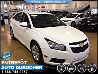 Chevrolet Cruze 1LT AUTOMATIQUE TOUT ÉQUIPÉ 2014