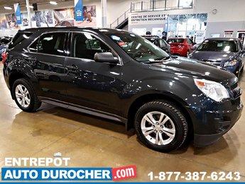 2012 Chevrolet Equinox LS - Automatique - AIR CLIMATISÉ -