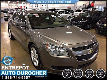 Chevrolet Malibu LS AUTOMATIQUE TOUT ÉQUIPÉ AIR CLIMATISÉ 2011