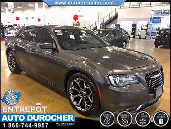 2015 Chrysler 300 300S TOUT ÉQUIPÉ U CONNECT BLUETOOTH CUIR