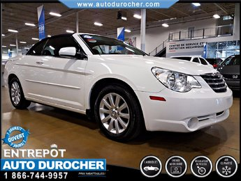2010 Chrysler Sebring DÉCAPOTABLE - AUTOMATIQUE - AIR CLIMATISÉ