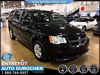 Dodge Grand Caravan SE AUTOMATIQUE TOUT ÉQUIPÉ AIR CLIMATISÉ 2012