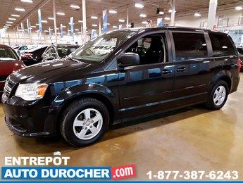 2012 Dodge Grand Caravan SXT AUTOMATIQUE, STOW 'N GO, AIR CLIMATISÉ