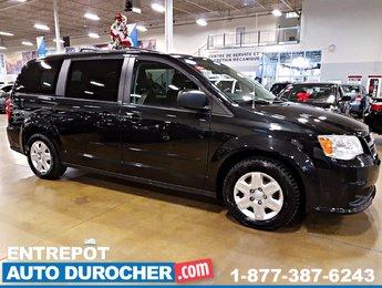 2013 Dodge Grand Caravan SXT AUTOMATIQUE - AIR CLIMATISÉ - STOW 'N GO
