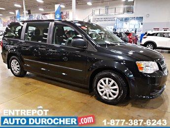 2013 Dodge Grand Caravan AUTOMATIQUE - AIR CLIMATISÉ - GROUPE ÉLECTRIQUE