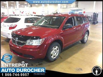Dodge Journey SE 7 PASSAGERS TOUT ÉQUIPÉ 2010