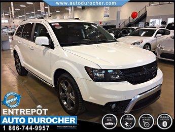 2014 Dodge Journey Crossroad TOUT ÉQUIPÉ JANTES BLUETOOTH ÉCRAN