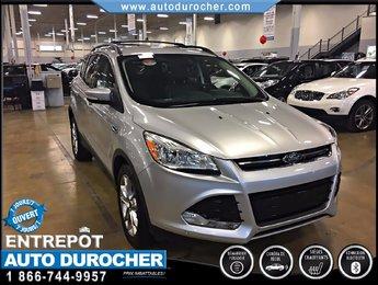 2013 Ford Escape SEL AUTOMATIQUE AWD CAMÉRA NAVIGATION CUIR