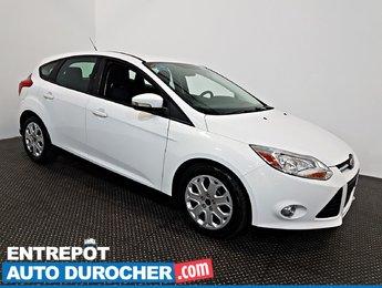 2012 Ford Focus SE Automatique - AIR CLIMATISÉ - Groupe Électrique