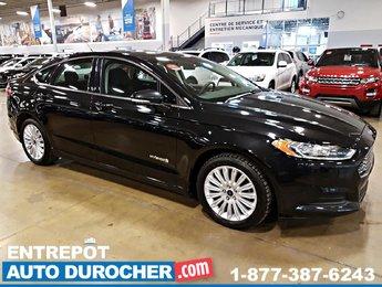 2014 Ford Fusion SE Hybrid - Automatique - A/C - CAMÉRA DE RECUL