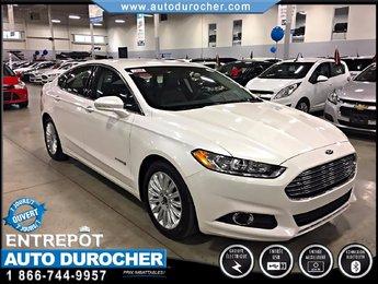 2015 Ford Fusion SE HYBRID AUTOMATIQUE CAMÉRA