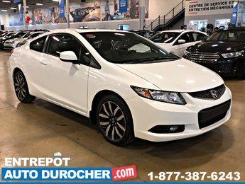 2013 Honda Civic Cpe EX-L Automatique - NAVIGATION - TOIT OUVRANT - A/C