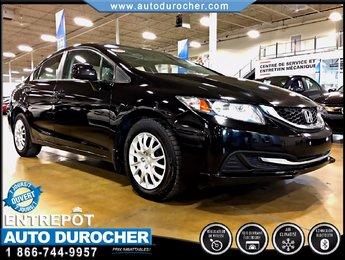 Honda Civic Sdn EX - AUTOMATIQUE - TOUT ÉQUIPÉ - TOIT OUVRANT 2013