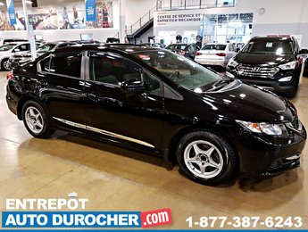 2014 Honda Civic Sedan EX Automatique - TOIT OUVRANT - Air Climatisé
