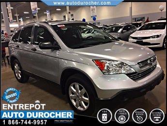 2009 Honda CR-V EX AUTOMATIQUE TOUT ÉQUIPÉ JANTES TOIT OUVRANT AWD