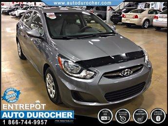 2014 Hyundai Accent GL AUTOMATIQUE TOUT ÉQUIPÉ BANCS CHAUFFANTS